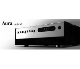 Ampli- intégré audiophile AuraNote V2Tout en un