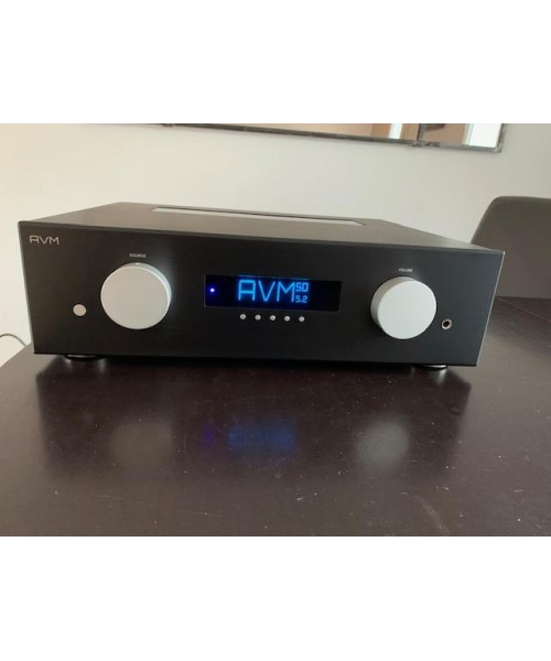 AVM SD 5.2 DAC,préamplificateur à Tube, lecteur réseau*DEMO*