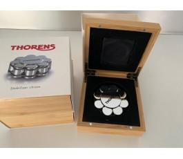 Palet Presseur Thorens pour Platine Vinyle chromé