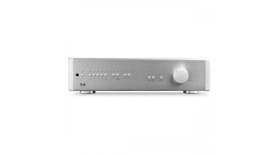 l'ampli intégré T+A PA 1000E avec l'option sortie phono MC.