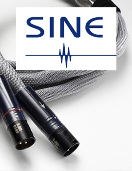 Sine audio cable